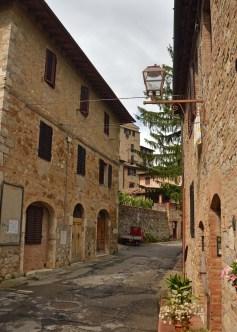San Gimignano Gasse