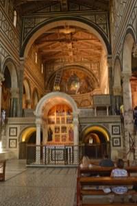 Chiesa di San Miniato al Monte im Innern