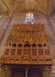 Kathedrale Orgel