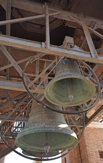 Glocken im Torre di Lamberti