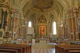 Pfarrkirche St. Michael innen