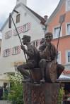 Bäcker-Brunnen am Schrammplatz