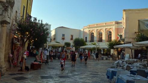 Piazza Garibaldi Monópoli