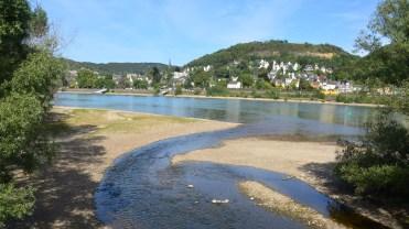 Ahrmündung bei Remagen-Kripp