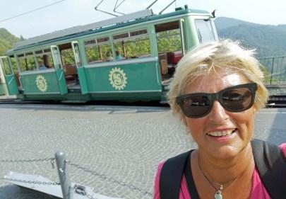 Zahnradbahn zum Drachenfels