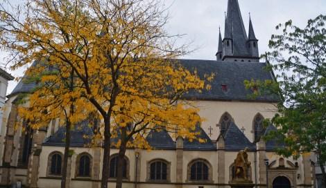Nikolauskirche Bad Kreuznach am Eiermarkt