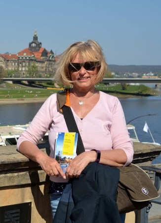 Ingrid in Dresden 2019
