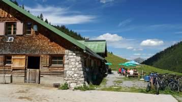 Almwirtschaft Alpe Els
