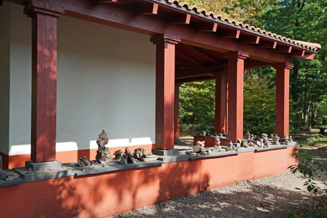 Gallo-Römischer Tempel Calmont