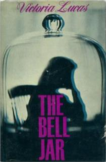 Cover of First Edition of The Bell Jar (1963)