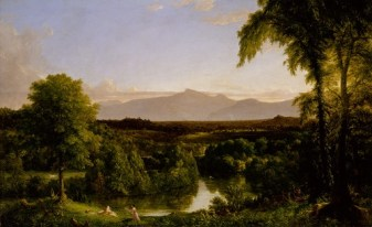 Thomas Cole, View on the Catskill—Early Autumn (1836-7)