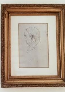 Thomas Cole Self-Portrait