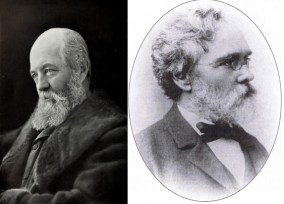Olmsted and Vaux, the architects behind Central Park