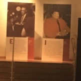 Portraits of Malcolm and Betty Shabazz