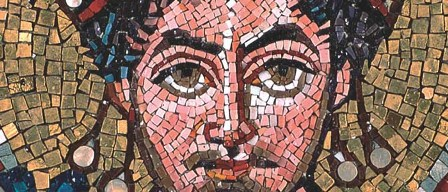 Изложба на античките мозаици од Равена