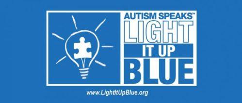 Светски ден на аутизмот – Light It Up Blue 2017