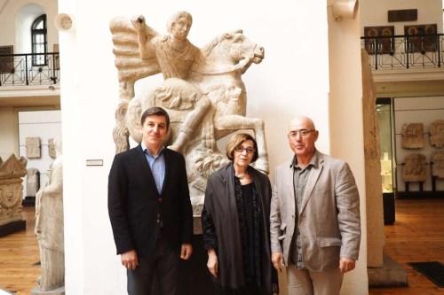 """Одржана првата прес конференција за претстојната изложба """"100 години Требениште"""" во Софија, Бугарија"""