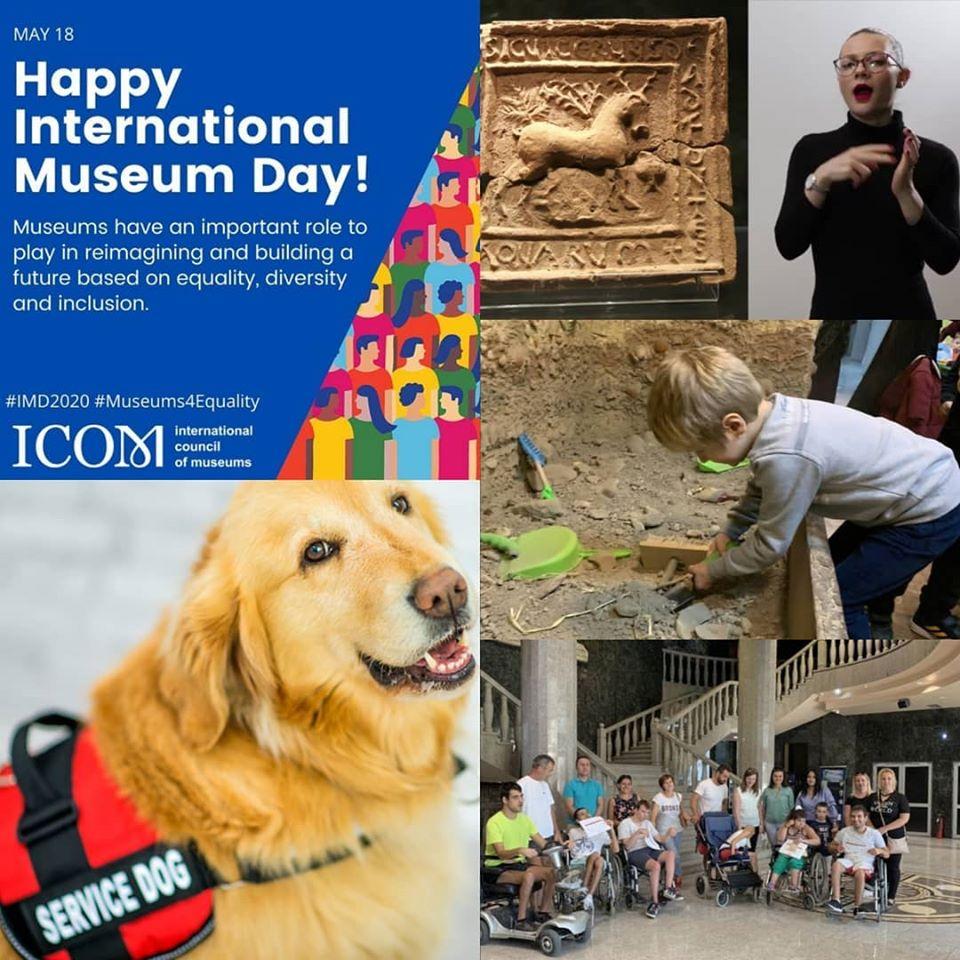 Интернационален ден на музеите