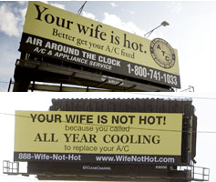 Your Wife is Hot / Your Wife is Not Hot!