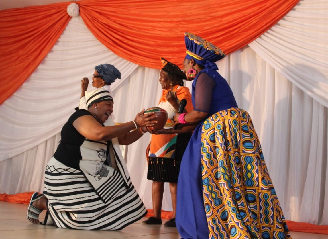 Africa Day – preservation of our culture
