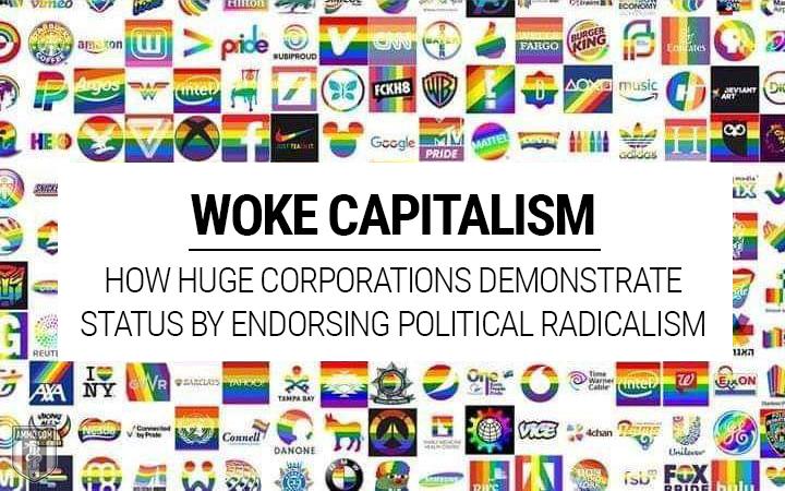 Image result for woke capitalism