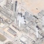 Ammonia plant: Beaumont, TX - Orascom
