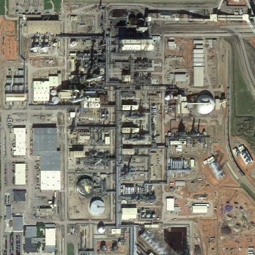 beulah  nd  u2014 dakota gas  u2013 ammonia industry