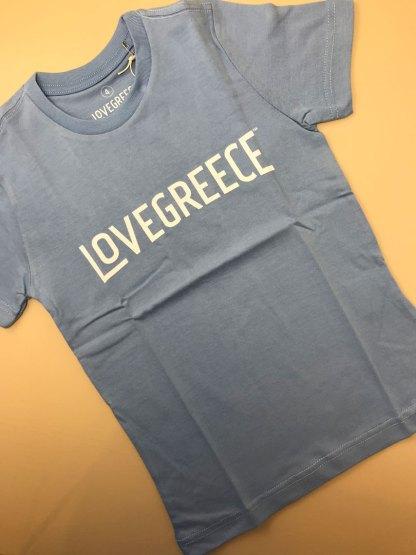 LoveGreece Kids T-Shirt