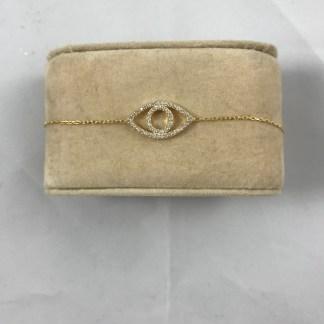 Gold Athens Bracelet