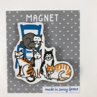 Cats Magnet