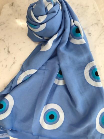 Blue Mati Sarong Blue