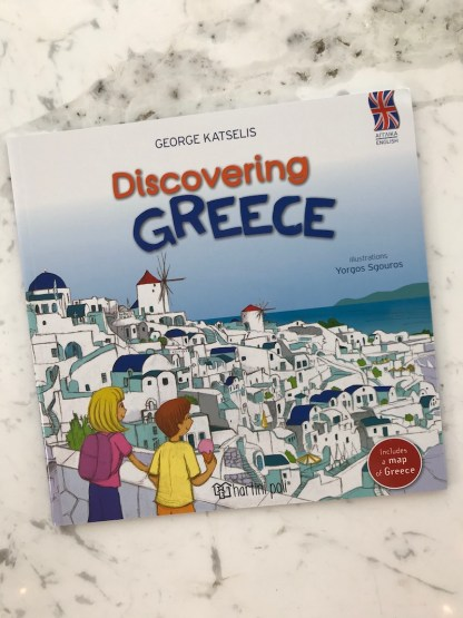 Discovering Greece Alt