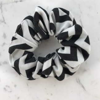 Scrunchie BlackMeander