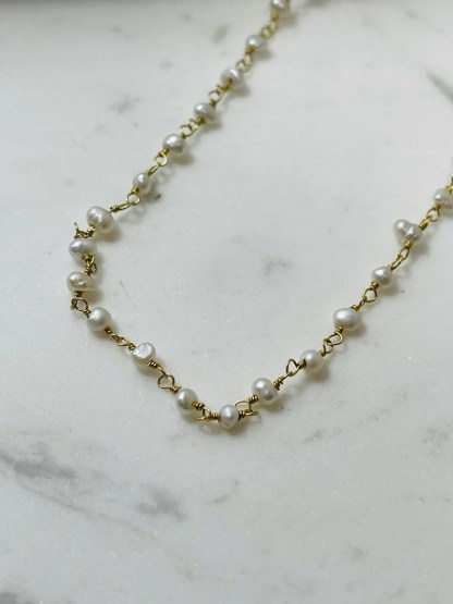 Necklace_Pearl