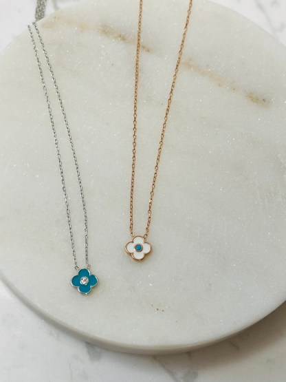 necklace_clovers