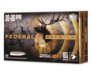 Buy Federal 30-06 Springfield TBT 165 Grain Online