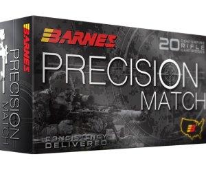 Buy Barnes Precision Match 6.5mm Grendel 120 grain Match of 500 rds Online