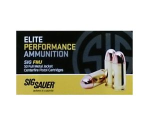 Buy Sig Sauer Elite Performance 357 Magnum Full Metal Jacket Online