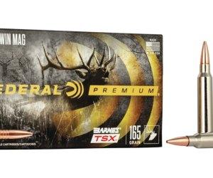 Buy Federal Premium BARNES TSX 300 Win Mag 165gr Online