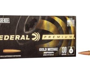 Buy Federal Premium LONG RANGE 6.5mm Grendel 130g BH OTM Online