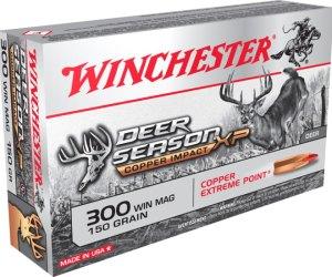 Buy Winchester DEER SEASON XP 300 Win Mag 150g C EPP Tip Online