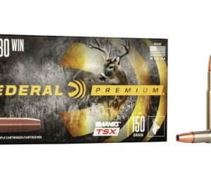 Federal Premium BARNES TSX .30-30 Winchester 150 grain Barnes Triple-Shock X Centerfire Rifle Ammunition 200rnd