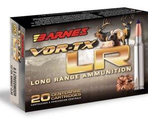 Buy Barnes Vor-Tx Long Range Centerfire 6.5 Creedmoor 127 grain Online