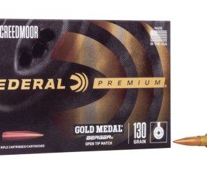 Buy Federal Premium BERGER HYBRID VLD 6.5 Creedmoor 130 grain Online