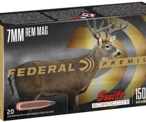 Buy Federal Premium SWIFT SCIROCCO 6.5 Creedmoor 130 grain Polymer Tip Online