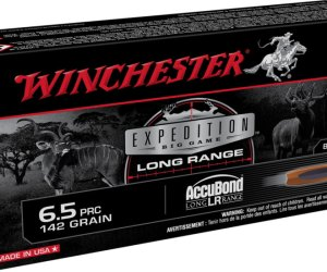 Buy Winchester Expedition Big Game Long Range 6.5 PRC 142 Grain Online