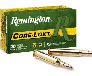 Remington Core-Lokt Ammunition 35 Whelen 200 Grain Pointed Soft Point