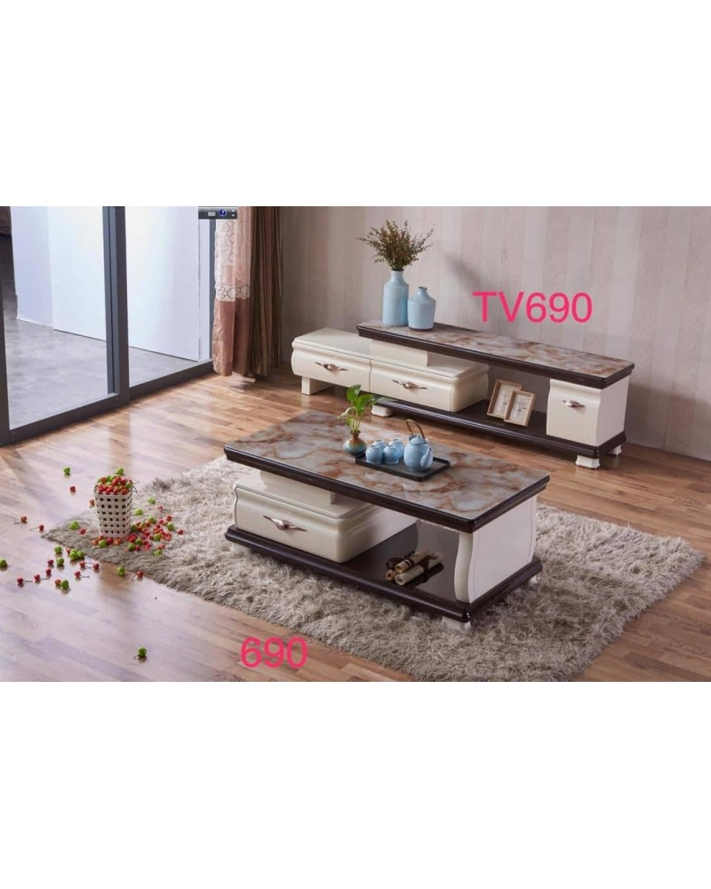 table basse meuble tv mural