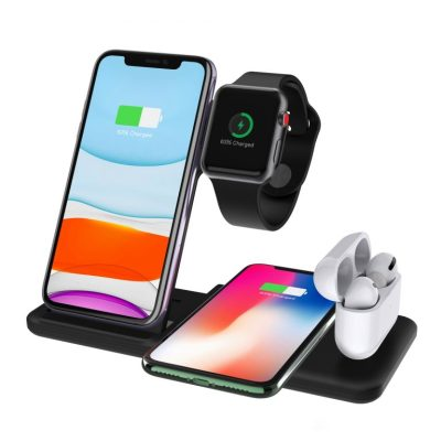 4 in 1 Wireless Charger (Apple)