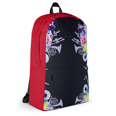 AMNCENT (Red)Backpack